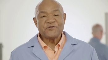 Real Time Pain Relief TV Spot, 'Real Time It' Featuring George Foreman - Thumbnail 2
