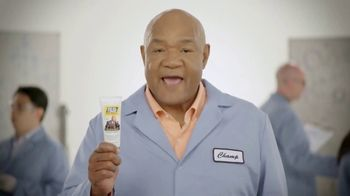 Real Time Pain Relief TV Spot, 'Real Time It' Featuring George Foreman - Thumbnail 5