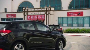 2019 Honda HR-V TV Spot, 'Winning on the Road' [T2] - Thumbnail 4