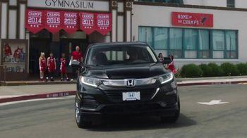 2019 Honda HR-V TV Spot, 'Winning on the Road' [T2] - Thumbnail 6
