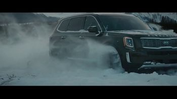 2020 Kia Telluride TV Spot, 'AWD With Snow Mode' [T1] - Thumbnail 2