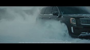 2020 Kia Telluride TV Spot, 'AWD With Snow Mode' [T1] - Thumbnail 3