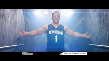 NBA Store TV Spot, 'Special Offer: Pelicans and Grizzlies Fans' - 1 commercial airings