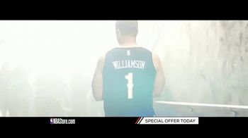 NBA Store TV Spot, 'Special Offer: Pelicans and Grizzlies Fans' - Thumbnail 4