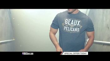 NBA Store TV Spot, 'Special Offer: Pelicans and Grizzlies Fans' - Thumbnail 5