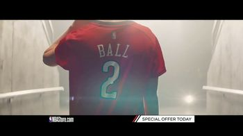 NBA Store TV Spot, 'Special Offer: Pelicans and Grizzlies Fans' - Thumbnail 6