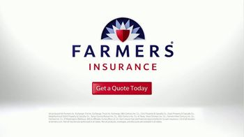 Farmers Insurance TV Spot, 'Hall of Claims: Denting Range' Featuring Rickie Fowler - Thumbnail 9