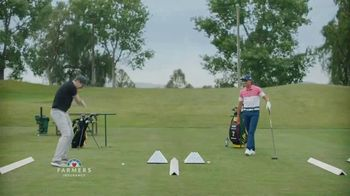 Farmers Insurance TV Spot, 'Hall of Claims: Denting Range' Featuring Rickie Fowler - Thumbnail 5