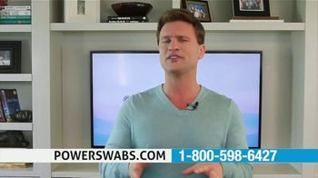Power Swabs TV Spot, 'Whitening in Five Minutes: 40 Percent Off'