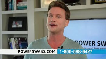 Power Swabs TV Spot, 'Whitening in Five Minutes: 40 Percent Off' - Thumbnail 6