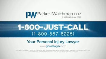 Parker Waichman TV Spot, 'Best Outcome: Julie' - Thumbnail 10