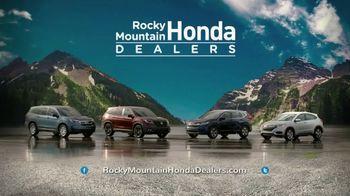 Honda Win Winter Sales Event TV Spot, 'For Rebels' [T2] - Thumbnail 10