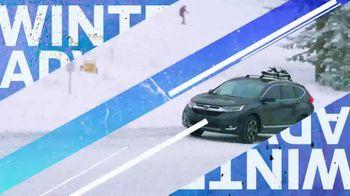 Honda Win Winter Sales Event TV Spot, 'For Rebels' [T2] - Thumbnail 3