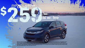 Honda Win Winter Sales Event TV Spot, 'For Rebels' [T2] - Thumbnail 9