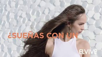 L'Oreal Paris Elvive Dream Lengths TV Spot, 'Para cabello largo y saludable' [Spanish] - Thumbnail 1