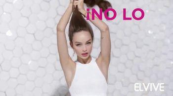 L'Oreal Paris Elvive Dream Lengths TV Spot, 'Para cabello largo y saludable' [Spanish] - Thumbnail 2