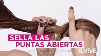 L'Oreal Paris Elvive Dream Lengths TV Spot, 'Para cabello largo y saludable' [Spanish] - Thumbnail 6