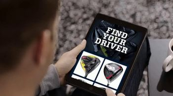 Golf Galaxy TV Spot, 'Driver Fittings: The Perfect Fit' - Thumbnail 1