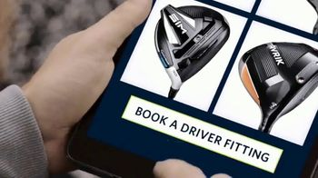 Golf Galaxy TV Spot, 'Driver Fittings: The Perfect Fit' - Thumbnail 2
