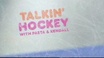 Dunkin' TV Spot, 'Talkin' Hockey: Sweater' Feat. Kendall Coyne Schofield, David Pastrňák - Thumbnail 1