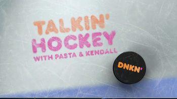 Dunkin' TV Spot, 'Talkin' Hockey: Sweater' Feat. Kendall Coyne Schofield, David Pastrňák - Thumbnail 2