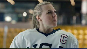 Dunkin' TV Spot, 'Talkin' Hockey: Sweater' Feat. Kendall Coyne Schofield, David Pastrňák - Thumbnail 5