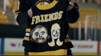 Dunkin' TV Spot, 'Talkin' Hockey: Sweater' Feat. Kendall Coyne Schofield, David Pastrňák - Thumbnail 7