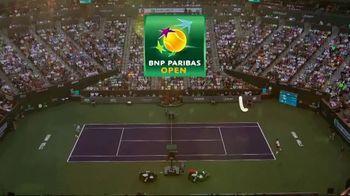ATP World Tour TV Spot, '2020 BNP Paribas Open: Experience Tennis Paradise' - Thumbnail 1