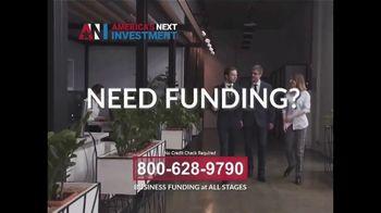 America's Next Investment TV Spot, 'Need Funding?' - Thumbnail 3