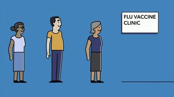 National Foundation for Infectious Diseases TV Spot, 'Three Things You Need to Know About Flu'