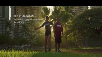 Hawaiian Airlines TV Spot, 'Heart of Hawaiian: Benny Agbayani' - 7 commercial airings