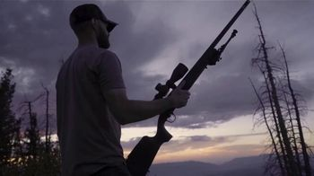 Christensen Arms TV Spot, 'Began 25 Years Ago'