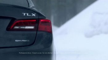 2020 Acura TLX TV Spot, 'Super Handling All-Wheel Drive: TLX' [T2] - Thumbnail 1