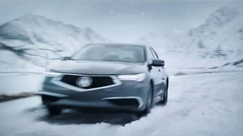 2020 Acura TLX TV Spot, 'Super Handling All-Wheel Drive: TLX' [T2] - 1 commercial airings