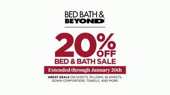 Bed Bath & Beyond Bed & Bath Sale TV Spot, 'Wake Up Happy' - Thumbnail 10