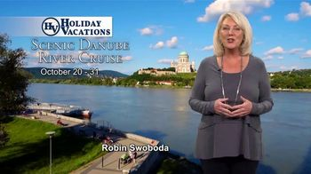 Holiday Vacations TV Spot, 'Scenic Danube River Cruise'