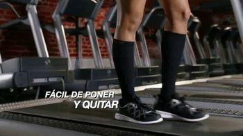 Copper Fit Energy Socks TV Spot, 'Los beneficios de compresión' [Spanish]