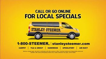 Stanley Steemer TV Spot, 'Clean and Healthy: Local Specials' - Thumbnail 3