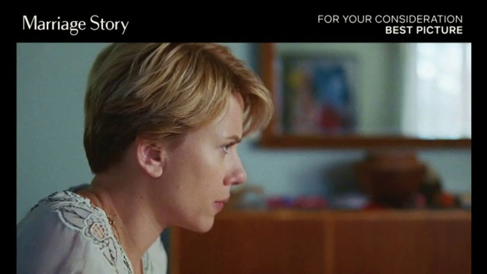 Netflix TV Commercial, 'Marriage Story'