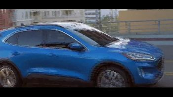 2020 Ford Escape TV Spot, 'Own It' Song by Dillon Francis, TV Noise [T1] - Thumbnail 8