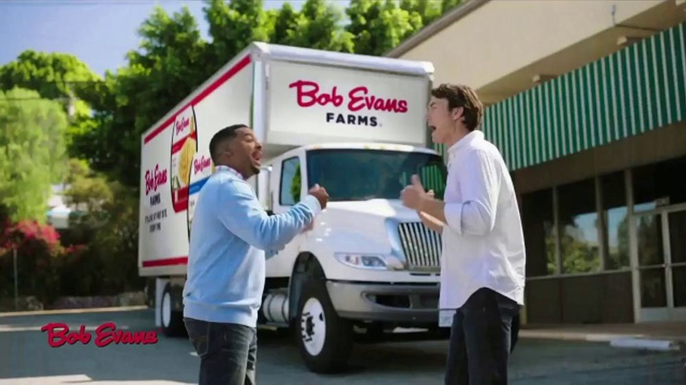 Bob Evans Grocery TV Commercial, 'Sold Out' Featuring Alfonso Ribeiro, Jerry O'Connell