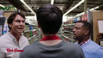 Bob Evans Grocery TV Spot, 'Sold Out' Featuring Alfonso Ribeiro, Jerry O'Connell