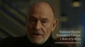 National Suicide Prevention Lifeline TV Spot, \'FOX: We Can All Help\' Feat. Corbin Bernsen