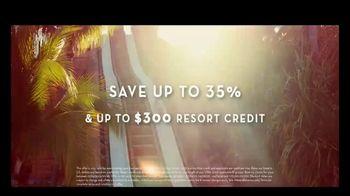 Atlantis TV Spot, 'Welcome: 35 Percent' Song by Grace Mesa - Thumbnail 5