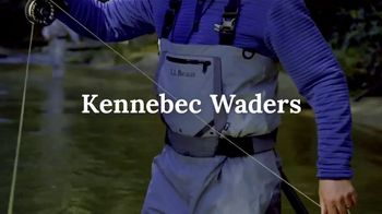 L.L. Bean Kennebec Waders TV Spot, 'The Surest Thing' - Thumbnail 1