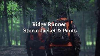 L.L. Bean Ridge Runner Storm Hunting TV Spot, 'Where Dry Meets Quiet' - Thumbnail 4