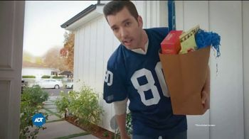 ADT TV Spot, 'Watch the Big Game with Drew and Jonathan Scott!' - Thumbnail 8