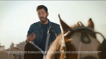 ADT TV Spot, 'Watch the Big Game with Drew and Jonathan Scott!' - Thumbnail 9