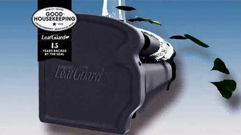 LeafGuard of Chicago 99 Cent Install Sale TV Spot, 'Clog-Free Guarantee'