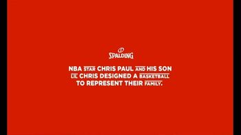 Spalding NBA TV Spot, 'Family' Featuring Chris Paul - Thumbnail 1